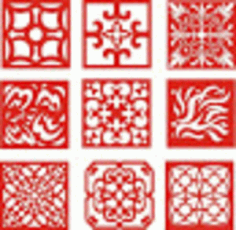 Awesome Cnc Pattern Designs Free Vector File