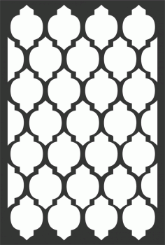 Decorative Screen Patterns For Laser Cutting 42 Free DXF File