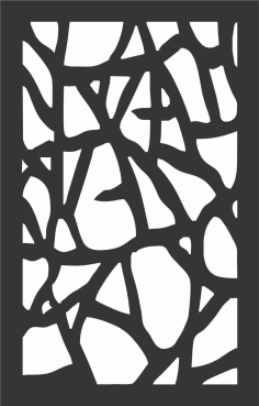 Decorative Screen Patterns For Laser Cutting 93 Free DXF File