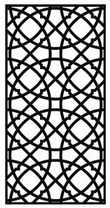 Pattern Art Design Free DXF File