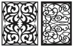 Pattern Designs 42 Free DXF File