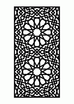 Pattern Ideas Free DXF File