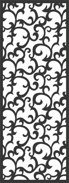 Screen Panel Patterns Seamless 83 Free DXF File
