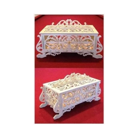 Jewelry Box Pair Free DXF File